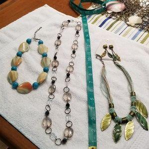 FINAL PRICE: BUNDLE of Necklaces